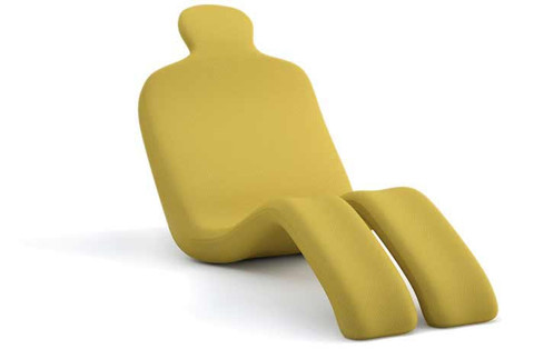 Bouloum seating yellow