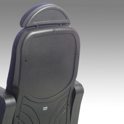 Roma cinema seat headrest